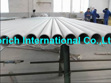 Cina ASTM B167 Tabung Inconel Stainless Steel, Inconel 600 Pipa / Inconel 601 Tube pemasok
